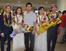 Niềm vui từ những chiếc huy chương Olympic Sinh học
