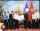Bộ Nông nghiệp ủng hộ 300 triệu đồng giúp Lào khắc phục sự cố vỡ đập thủy điện
