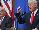 Lý do lãnh đạo EU tặng ảnh nghĩa trang cho Tổng thống Trump