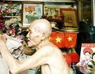 Cựu chiến binh hơn trăm tuổi vẫn bán quán mưu sinh giữa Thủ đô