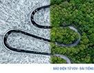 Chiêm ngưỡng những bức ảnh ấn tượng chụp từ trên cao