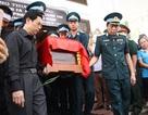 Xúc động Lễ truy điệu hai phi công hy sinh