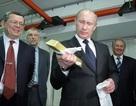 Kho vàng khổng lồ gần 2.000 tấn của Nga