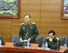 Ban Bí thư kỷ luật cảnh cáo Thượng tướng Phương Minh Hoà