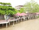 """Đề xuất mức phạt vụ resort lấn """"đất vàng"""" bờ sông Hậu"""