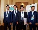 Việt Nam đoạt 1 HCV Olympic Hoá học quốc tế năm 2018