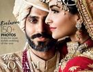 Những hình ảnh đẹp như mơ trong hôn lễ minh tinh Ấn Độ