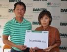 Hơn 263 triệu đồng đến với chị Phạm Thị Lành bị bệnh tim