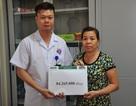 Hơn 84 triệu đồng đến với bé Hoài Giang bị ung thư xương