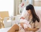 Siêu mẫu Hà Anh xuất hiện rạng rỡ sau khi sinh con