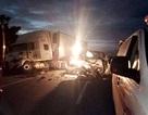 Xe đi rước dâu gặp nạn thảm khốc, 13 người tử vong