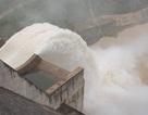 Sáng nay thủy điện lớn nhất Nghệ An xả lũ