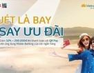 Ưu đãi lớn cho khách hàng thanh toán vé Vietnam Airlines bằng QR Pay