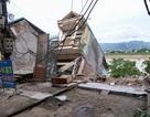 """Nhiều nhà dân """"lao"""" xuống sông Đà do nhà máy thủy điện xả lũ?"""