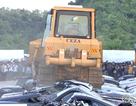 Tổng thống Philippines lệnh nghiền nát hàng chục xe sang nhập lậu