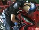 Nam thanh niên ngồi tử vong trên xe máy