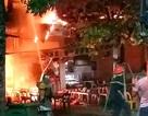Hà Nội: Cháy lớn tại quán bia trước Cung Văn hoá Hữu nghị