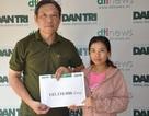 Góa phụ trẻ bị tai nạn thập tử nhất sinh được bạn đọc giúp hơn 141 triệu đồng