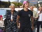 Hailey Baldwin hạnh phúc ra phố cùng Justin Bieber