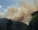 Đang cháy rừng tại Thanh Hóa