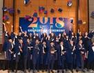 Lễ tốt nghiệp đầu tiên của trường Quốc tế Anh Việt Hà Nội - BVIS Hà Nội