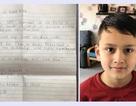Bé trai viết thư xin Thủ tướng Hà Lan giúp giải cứu đội bóng Thái Lan