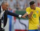 HLV Tite khóc than cho thất bại của đội tuyển Brazil