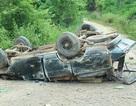 Vụ lật xe gỗ lậu khiến 2 người chết: Đình chỉ kíptrực trạm bảo vệ rừng