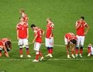 """Nga 2-2 Croatia (penalty 3-4): Tiếc nuối cho """"Gấu Nga"""""""