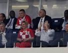 Nữ Tổng thống Croatia nhảy múa tưng bừng cùng toàn đội