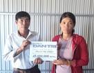 Hơn 45 triệu đồng đến với người vợ bất hạnh trên đảo Lý Sơn