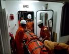 Cấp cứu ngư dân bị đau ruột thừa khi đang đánh bắt thuỷ sản ở Hoàng Sa