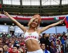 Nga thua trận vì thiếu vắng... nữ cổ động viên quyến rũ nhất World Cup?