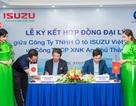 Công ty CP An Phú Thành trở thành đại lý chính thức phân phối dòng xe thương mại Isuzu miền Bắc