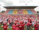 1.200 trẻ tham gia vận động trường ngập tràn hứng khởi