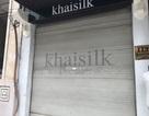 Cửa hàng Khaisilk chuẩn bị mở cửa bán lại tại Hà Nội?