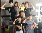 """Gia đình nhỏ hạnh phúc của """"Tôn Ngộ Không"""" Trần Hạo Dân"""