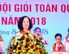 """Trưởng ban Dân vận Trương Thị Mai: """"Các em sẽ là lớp trẻ ưu tú cho Đảng, Nhà nước sau này"""""""