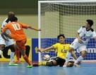 Đại diện của futsal Việt Nam thua đáng tiếc trong trận chung kết giải châu Á