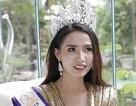 """Hoa hậu Phan Thị Mơ: """"Tôi cũng mong có đại gia 'chống lưng'"""""""