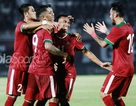 Chủ nhà Indonesia thắng đậm trong trận ra quân ở môn bóng đá nam Asiad 2018