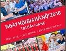 """""""Tái ngộ"""" Bắc Giang, ngày hội Bia Hà Nội giữ trọn lời hẹn"""