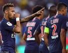 Neymar nổ súng, PSG đại thắng ngày ra quân