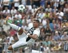 C.Ronaldo chỉ mất 8 phút để ghi bàn đầu tiên cho Juventus