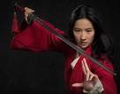 Hé lộ tạo hình của Lưu Diệc Phi trong vai Hoa Mộc Lan