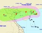 Ảnh hưởng bão số 4, Biển Đông có mưa giông mạnh