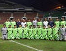 HLV Pakistan hết lời khen ngợi Olympic Việt Nam trước trận ra quân