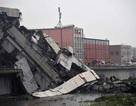 Sập cầu cao tốc ở Italy, ít nhất 30 người thiệt mạng