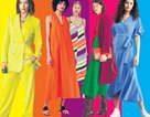 Tại sao phụ nữ càng lúc càng thích những gam màu sặc sỡ?