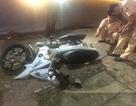 Bắt đối tượng 2 lần lái ô tô đâm vào cảnh sát giao thông